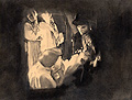 [thumbnail of Olexander Wlasenko's drawing Untitled (Dovbush) ]