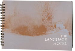 [photo of cover of The Language Hotel]